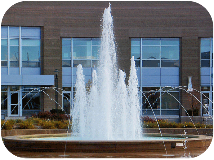 Cascade Fountain